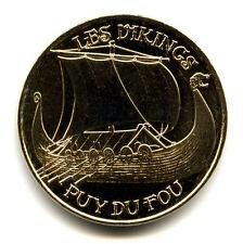 85 LE PUY DU FOU Les Vikings, 2017, Monnaie de Paris