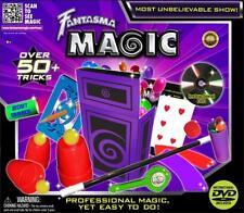 Fantasma Magic Most Unbelievable Show 50+ Tricks Balls Penetrate Cups Candy Easy