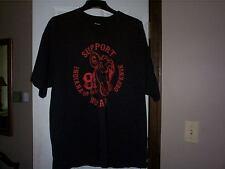 Rare Hells Angels tee shirt Tshirt 2XL Support 81 Indiana Defense Nomads