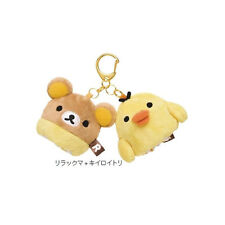 San-X Rilakkuma & Kiiroitori Plush Golf Ball Case Pouch (CS77301) 22c121