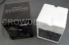 """Edward Scissorhands 6"""" Limited Edition Resin Bust Tim Burton Johnny Depp NIB '02"""