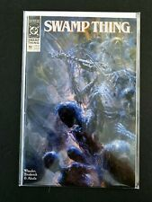 SWAMP THING #92 DC COMICS 1990 VF