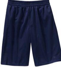 Starter Mens Black Drawstring Dazzle Shorts Size Small 28-30 S Basketball Gym