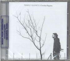 CRISTOBAL REPETTO TIEMPO Y SILENCIO SEALED CD NEW 2014 TANGO ARGENTINA BAJOFONDO