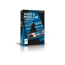 MAGIX AUDIO MUSIC LAB 2017 Premium – professionisti del suono di musica e video