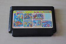 Megaman 1-6 Famicom NES Complete [RARE]