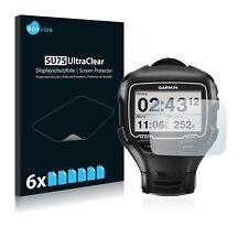 6x Film Protection écran pour Garmin Forerunner 910XT Protecteur