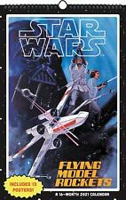 STAR WARS - 2021 OVERSIZED CALENDAR - BRAND NEW - 217003