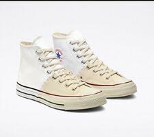 6a88d340cb74 Converse Chuck Taylor x Slam Jam Reconstructed All-Star 70s Hi White Size  4.5