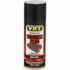 VHT Wrinkle Finish High Temperature Automotive Spray Paint Black SP201