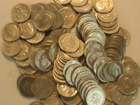 Roosevelt Dimes 90% Silver Avg Circulated Cond Mixed Dates/Mints Choose How Many