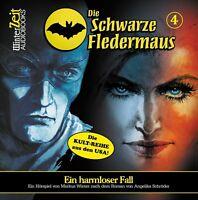 DIE SCHWARZE FLEDERMAUS 04-EIN HARMLOSER FALL  CD NEW