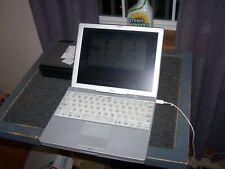 Ibook G3 A1005 128MB RAM 20GB HD, Osx 10.3