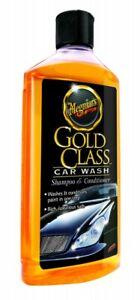 Meguiar`s Gold Class Autoshampoo & Conditioner G7116 473ml