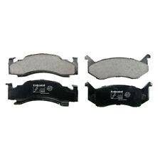 Disc Brake Pad Set-4WD Front Federated MD269