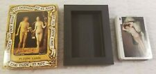 """Vintage Playing Cards """"The Nude In Art"""" Spain Complete 53 Cards in Original Box"""