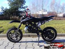 Minimoto Cross SKM Plus UD pit bike 2 tempi black