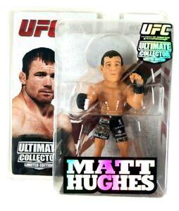 Round 5 UFC Series Limited Edition Action Figure Matt Hughes Sealed 270 of 1000