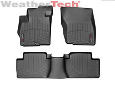WeatherTech Floor Mats FloorLiner for Mitsubishi Outlander - 2007-2018 - Black