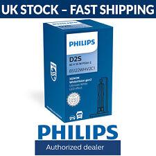 Philips Xenon WhiteVision gen2 HID Car Headlight Bulb D2S (Single) 85122WHV2C1