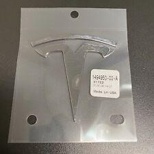 New 2018-2020 Original OEM Tesla Model 3 Y Rear Trunk Badge Emblem
