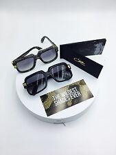 Cazal Authentic Legends Grey or Black Snakeskin Leather Mod 607/3