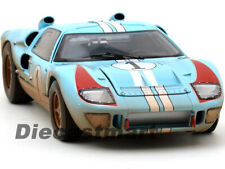 1966 Ford Gt40 MK II Ken Miles End of Race 1 18 by Shelby Collectibles Sc405bl