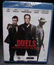 Blu Ray : Duels  Van Damme  NEUF