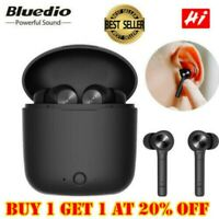 Bluedio Hi wireless bluetooth earphone for phone stereo sport earbuds headset US