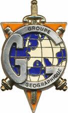 Groupe Géographique, dos lisse, fixation 2 pontets, Delsart 2739 (4260)