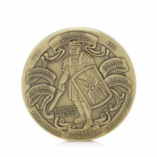 Helmet of Salvation Put on The Whole Armor of God Collectible Commemorative Coin