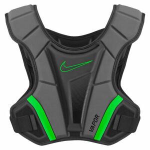 Nike Mens Lacrosse Vapor 2.0 Shoulder Pads Liner Size Large Black Chest