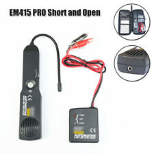EM415 PRO Automotive Short Open Finder Cable Circuit Car Wire Tracker Diagnostic