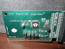Parallel Express Card DTC ISA Add a Parallel Port to PC: P/N: 400598-01 DTC 1188