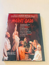 Marat Sade - Image Entertainment DVD Sealed New Out Of Print 1998 Release