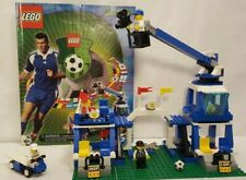 Vintage 2000 Lego Sports Soccer: Super Sport Coverage #3408: 100% Comp w/Instr