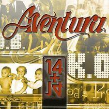 Aventura - 14+14 [New CD]