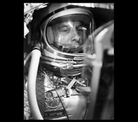 1961 Alan Shepard MERCURY CAPSULE PHOTO,1st Astronaut in Space! FREEDOM 7 Test