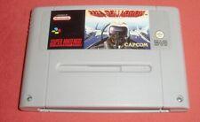 Super Nintendo U.N. Squadron [PAL-FAH] SNES *JRF*