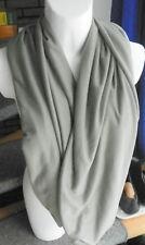 Schlauchschal Loop-Schal Schal Baumwollmischung oliv grün
