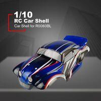 Corps de carrosserie en PVC de voiture 1/10 RC pour VRX R0060BL / R0060G / R00PI