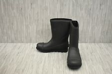 Sorel Joan 1717601010 Short Rain Boots, Women's Size 5, Black NEW