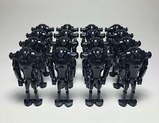 16 Custom Super Battle Droid Minifigure Star Wars Building Blocks lot