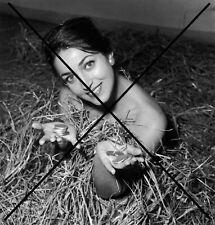 PHOTO DE FRANCOISE FABIAN 1956