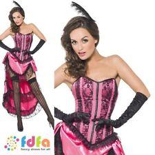 Smiffys Synthetic Burlesque Fancy Dresses