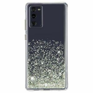 Case-Mate Twinkle Ombre Case - For Samsung Galaxy S20 FE 5G - Stardust w/Micrope