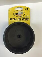 New, Pennzoil Oil Filter Cap Wrench-74/76mm 15 Flutes Code B for Car-Truck 19901