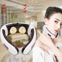 Appareil de Massage Électronique Masseur Portable à épaule cou corps