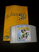Excite Bike 64 Nintendo 64 Authentic Game Cartridge Only Tested Works N64
