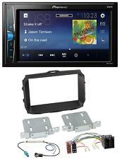 Pioneer 2DIN MP3 USB AUX Autoradio für Alfa Giulietta 2010-2014